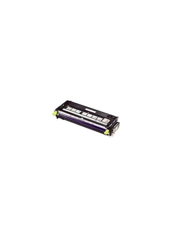 113R00725 XEROX PHASER 6180 / 6180MFP YELLOW - Cartucho reciclado - compatible alta capacidad 6.000 páginas con una cobertura por página de 5%. Cartucho toner compatible con XEROX PHASER 6180 / 6180MFP