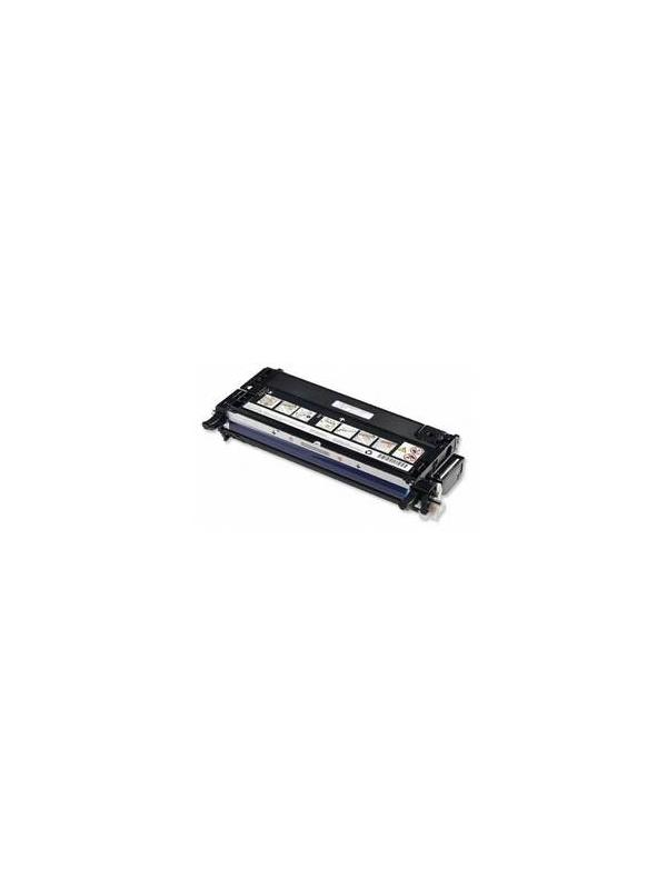 593-10289 DELL 3130 BLACK - Cartucho reciclado - compatible alta capacidad 9.000 páginas con una cobertura por página de 5%.Cartucho toner compatible con DELL 3130