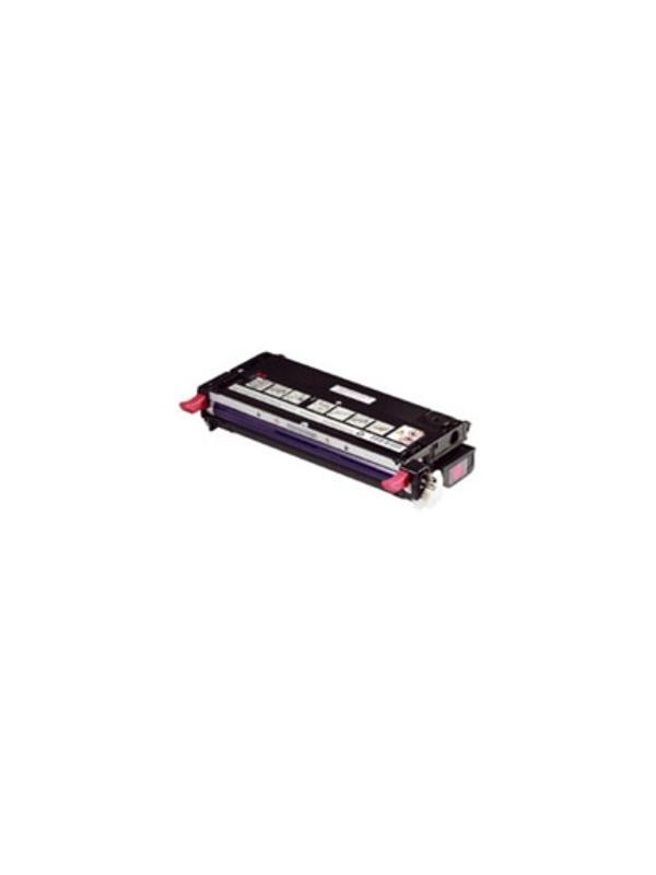 593-10370 - DELL 2145 2145CN MAGENTA - Cartucho reciclado - compatible alta capacidad 5.000 páginas con una cobertura por página de 5%.Cartucho toner compatible con DELL 2145 2145CN