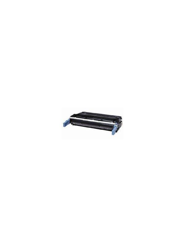 C9720A - HP 4600 / 4610 / 4650 BLACK - C9720A. Cartucho toner remanufacturado C9720A negro alta capacidad 9.000 páginas. Compatible con impresoras HP 4600 4600n 4600dn 4600dtn 4600hdn 4610n 4650 4650n 4650dn 4650dtn 4650hdn