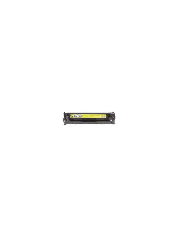 CF212A - HP PRO200 M251 / PRO200 M276 YELLOW - CF212A. Cartucho Toner Compatible - Reciclado CF212A YELLOW alta capacidad 1.800 páginas. Para impresoras HP PRO 200 M251n / HP PRO 200 M251nw / HP PRO 200 M276n / HP PRO 200 M276nw