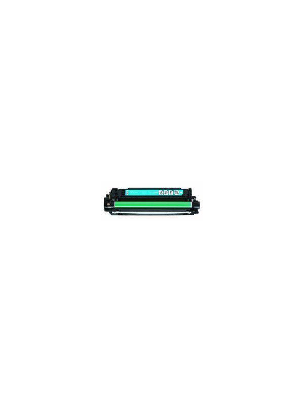 CE261A - HP CP4025 CP4525 CYAN - CE261A. Cartucho Toner Compatible - Reciclado CE261A alta capacidad 11.000 páginas. Compatible con impresoras HP cp4025 cp4025n cp4025dn cp4525 cp4525n cp4525dn cp4525xh