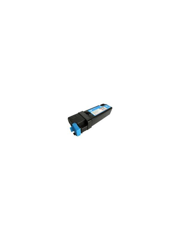 106R01331 XEROX PHASER 6125 CYAN - Cartucho remanufacturado alta capacidad 1.000 páginas con una cobertura por página de 5%.