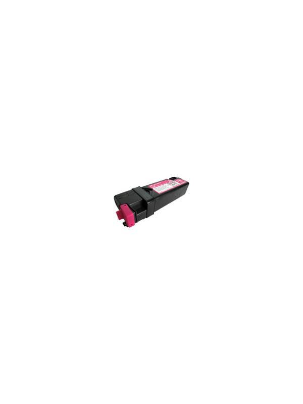 106R01332 XEROX PHASER 6125 MAGENTA - Cartucho remanufacturado alta capacidad 1.000 páginas con una cobertura por página de 5%.