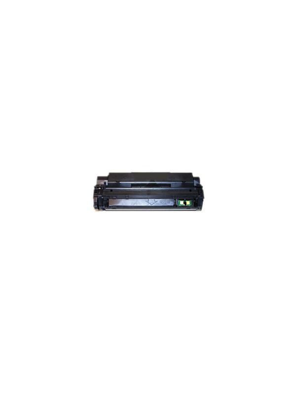 Q2613X -- HP 1300 - Cartucho toner remanufacturado Q2613X alta capacidad 6.000 páginas con una cobertura por página de 5%. Para impresoras HP 1300