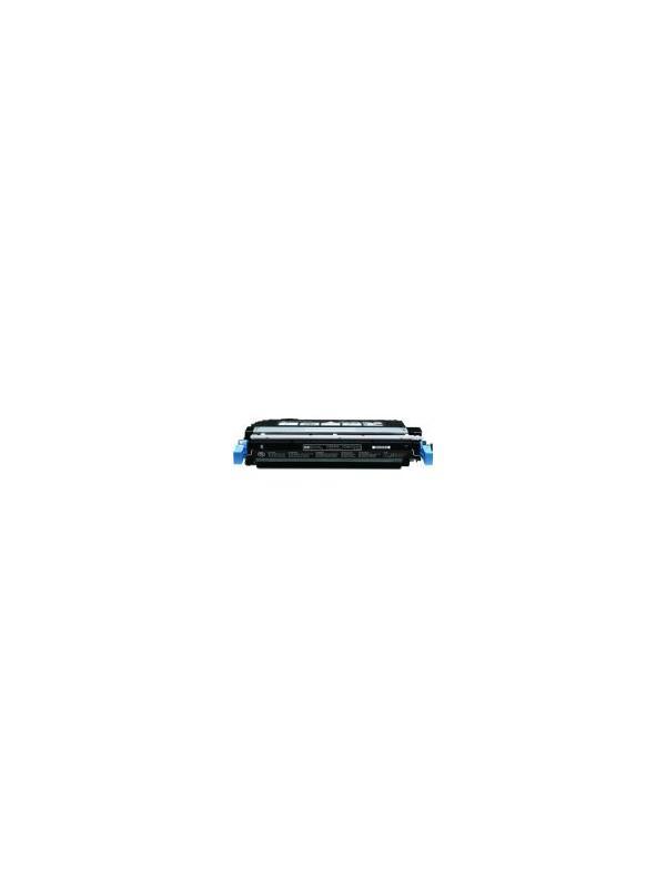 Q5950A - HP 4700 BLACK - Q5950A. Cartucho Toner Compatible - Reciclado Q5950A negro alta capacidad 11.000 páginas. Compatible con impresoras HP 4700 4700n 4700dn 4700dtn 4700ph+