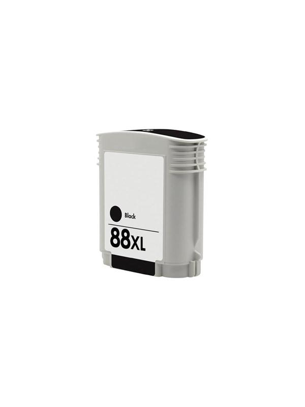 HP 88XL Black C9385AE / C9396AE Remanufacturado