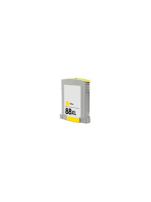 HP 88XL Yellow C9388AE / C9393AE Remanufacturado  - HP 88XL Yellow C9388AE / C9393AE Remanufacturado . Capacidad 35 ml. Compatible con  HP Officejet Pro L7755 HP Officejet Pro L7760 HP Officejet Pro K5300 HP Officejet Pro K5400 HP Officejet Pro K5400dn HP Officejet Pro K5400dtn HP Officejet Pro K5400n HP Officejet Pro K5400tn HP Officejet Pro K550 HP Officejet Pro K550dtn HP Officejet Pro K550dtwn HP Officejet Pro K550tn HP Officejet Pro K550twn HP Officejet Pro K8600 HP Officejet Pro K8600dn HP Officejet Pro L7480 HP Officejet Pro L7580 HP Officejet Pro L7590 HP Officejet Pro L7680 HP Officejet Pro L7780 HP Officejet Pro L7810 HP Officejet Pro L7825 HP Officejet Pro L7848