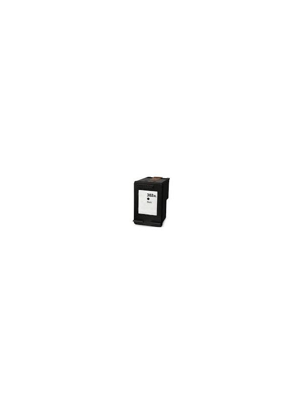 HP 302XL F6U66AE / F6U68AE Remanufacturado Black - HP 302XL F6U66AE / F6U68AE Remanufacturado Black. Capacidad 20 ml. Compatible con -OfficeJet 3830 All-in-One
