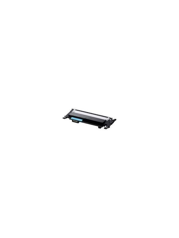 Samsung CLT-C406S CYAN - Cartucho toner remanufacturado compatible CYAN alta capacidad 1.000 páginas con una cobertura por página de 5%. Samsung CLT-C406S   Compatible con los modelos de impresora:  Samsung CLP-360 Samsung CLP-360N Samsung CLP-360ND Samsung CLP-365 Samsung CLP-365W Samsung CLX-3300 Samsung CLX-3305 Samsung CLX-3305FN Samsung CLX-3305FW Samsung CLX-3305W Samsung Xpress SL-C410W Samsung Xpress SL-C460FW Samsung Xpress SL-C460W