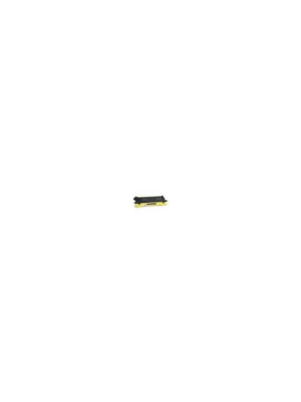 TN130 - DCP 9040CN DCP 9042CDN 9045CN DCP 9045CDN HL 4040CN HL 4050 HL 4050CDN HL 4050CDNLT  YELLOW - Cartucho toner remanufacturado YELLOW alta capacidad 4.000 páginas con una cobertura por página de 5%. Reciclado-compatible para impresoras TN130 Y - Brother DCP 9040CN DCP 9042CDN DCP 9045CN DCP 9045CDN HL 4040CN HL 4050 HL 4050CDN HL 4050CDNLT HL 4070CDW MFC 9440CN MFC 9450CDN MFC 9450CDNLT MFC 9840CDW MFC 9640CW MFC 9840