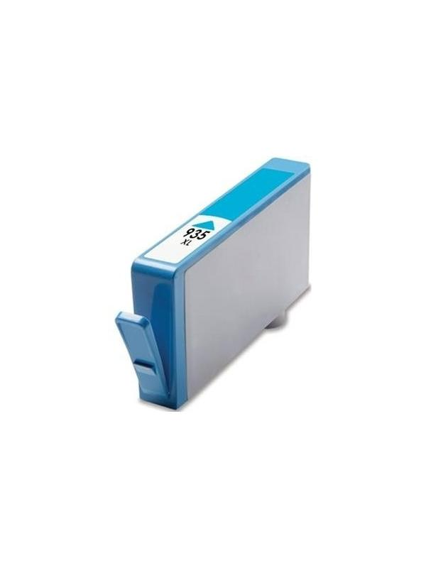 HP 935XL Cyan V2 C2P24AE / C2P20AE remanufacturado - HP 935XL Azul V2 C2P24AE / C2P20AE remanufacturado. Cartucho con 1.000pag compatible con las impresorasHP OfficeJet Pro 6220 HP OfficeJet Pro 6230 HP OfficeJet 6800 Series HP OfficeJet 6812 HP OfficeJet 6815 HP OfficeJet 6820 HP OfficeJet 6825