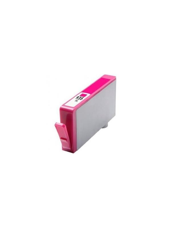 HP 935XL Magenta V2 C2P25AE / C2P21AE remanufacturado - HP 935XL Magenta V2 C2P25AE / C2P21AE remanufacturado. Cartucho con 1.000pag compatible con las impresorasHP OfficeJet Pro 6220 HP OfficeJet Pro 6230 HP OfficeJet 6800 Series HP OfficeJet 6812 HP OfficeJet 6815 HP OfficeJet 6820 HP OfficeJet 6825