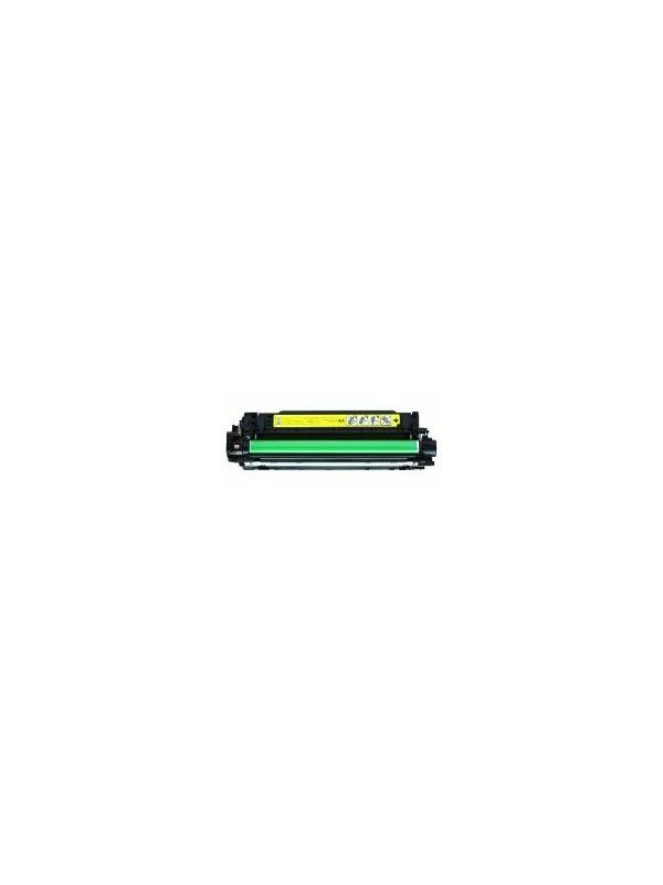 CF362X - HP Nº 508X - HP Color Enterprise M550 / M552 / M553 / M570 / M577 YELLOW - CF362X. Cartucho Toner Compatible - Reciclado CF362X alta capacidad 9.500 páginas YELLOW. Compatible con impresoras HP Nº 508X - HP CF360X/61X/62X/63X (508X)HP Color LaserJet Enterprise Flow MFP M 577 cHP Color LaserJet Enterprise M 550 SeriesHP Color LaserJet Enterprise M 552 dnHP Color LaserJet Enterprise M 553HP Color LaserJet Enterprise M 553 dnHP Color LaserJet Enterprise M 553 nHP Color LaserJet Enterprise M 553 xHP Color LaserJet Enterprise MFP M 570 SeriesHP Color LaserJet Enterprise MFP M 577 dnHP Color LaserJet Enterprise MFP M 577 f