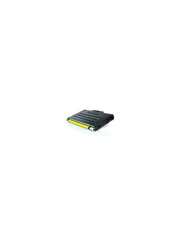 Samsung CLP 500 500A 500G 500N 500NA 500R CLP 550 550G 550N YELLOW - Cartucho toner remanufacturado compatible YELLOW alta capacidad 5.000 páginas con una cobertura por página de 5%. Samsung CLP 500 500A 500G 500N 500NA 500R CLP 550 550G 550N YELLOW