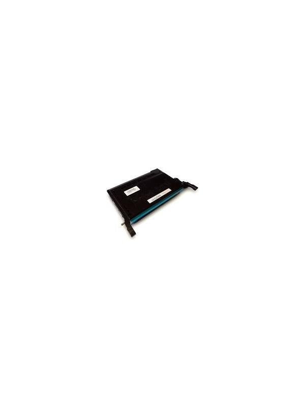 Samsung CLP 600 600N 600NG CLP 650 650N YELLOW - Cartucho toner remanufacturado compatible YELLOW alta capacidad 4.000 páginas con una cobertura por página de 5%. Samsung CLP 600 600N 600NG CLP 650 650N YELLOW