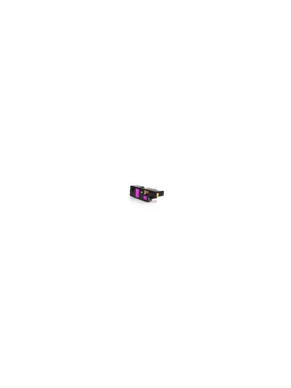 DELL E525W MAGENTA - Cartucho remanufacturado DELL E525W MAGENTA alta capacidad 1.400 páginas con una cobertura por página de 5%.