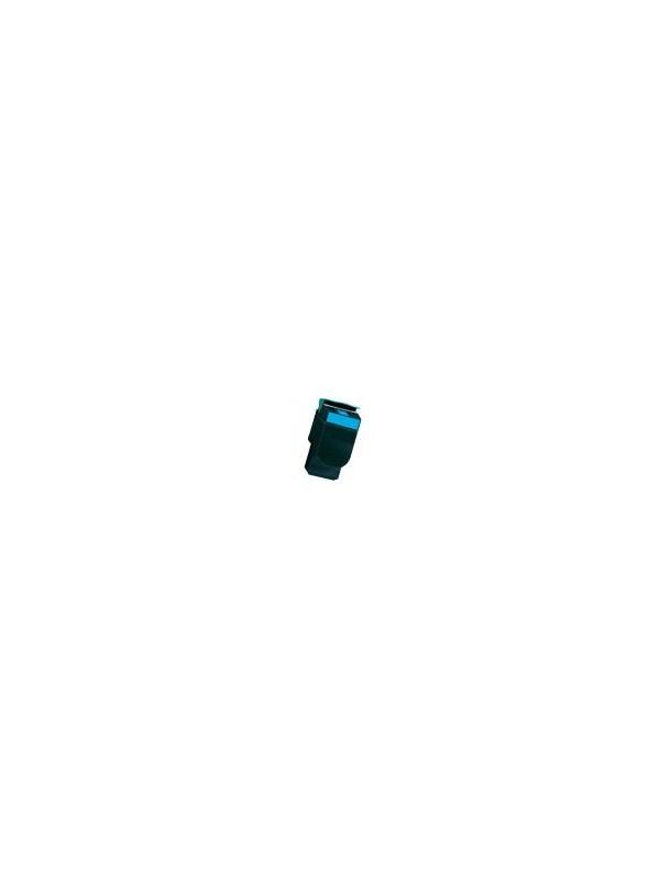 70C2HC0 / 702HC  ---- LEXMARK CS310 / CS410 / CS510 Cyan - Cartucho reciclado 70C2HC0 / 702HC - compatible alta capacidad 3.000 páginas con una cobertura por página de 5%. Cartucho toner compatible con Lexmark CS 310n CS 310dn CS 410n CS 410dn CS 410dtn CS 510de CS 510dte Cyan
