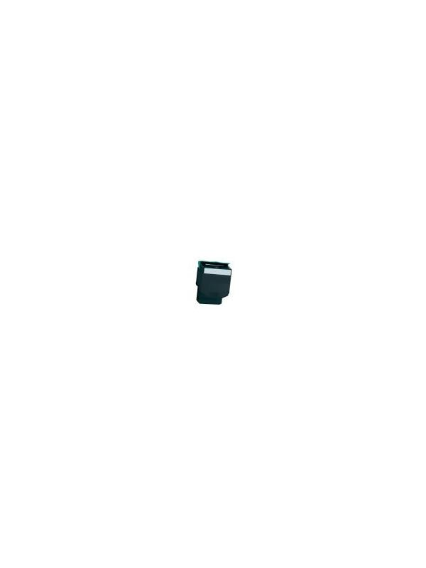 Lexmark C540 / C543 / C544 / C546 / X543 / X544 / X546 / X548 BLACK - Cartucho toner remanufacturado alta capacidad 2.500 páginas BLACK con una cobertura por página de 5%.   Reciclado-compatible para impresoras   Lexmark C Lexmark C540N / C543DN / C544DN / C544DTN / C544DW / C544N / C546DTN  Lexmark Optra C Lexmark Optra C540N / Optra C543DN / Optra C544DN / Optra C544DTN / Optra C544DW / Optra C544N / Optra C546DTN  Lexmark X Lexmark X543DN / X544DN / X544DTN / X544DW / X544N / X546DTN / X548DE / X548DTE