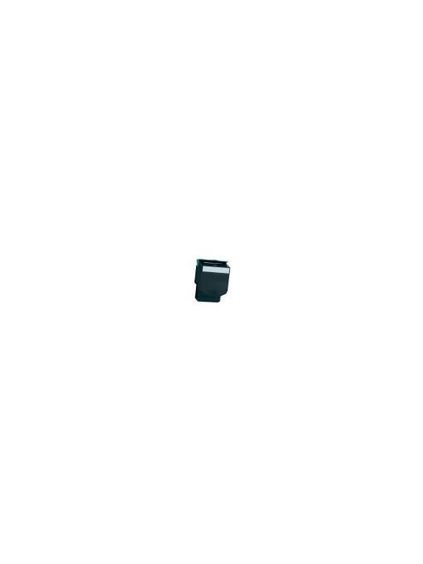 70C2HK0 / 702HK ---- LEXMARK CS310 / CS410 / CS510 Black - Cartucho reciclado 70C2HK0 / 702HK - compatible alta capacidad 4.000 páginas con una cobertura por página de 5%. Cartucho toner compatible con Lexmark CS 310n CS 310dn CS 410n CS 410dn CS 410dtn CS 510de CS 510dte Black