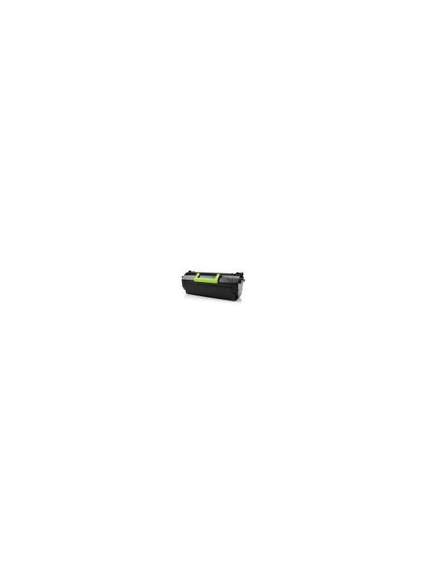 Lexmark MX710 / MX711 / MX811 / MX810 / MX812  - Cartucho toner remanufacturado capacidad 6.000 páginas con una cobertura por página de 5%.  Compatible con las impresoras LEXMARK MX710 / MX711 / MX810 / MX811 / MX812 NEGRO CARTUCHO DE TONER GENERICO 62D2000 / 622 COMPATIBLE CON LEXMARK MX710de / MX710dhe / MX711de / MX711dhe / MX810dfe / MX810dme / MX810dpe / MX810dxfe / MX810dxme / MX810dxpe / MX810 Series / MX811dfe / MX811dme / MX811dxfe / MX811dxme / MX812dfe / MX812dme / MX812dxfe / MX812dxme