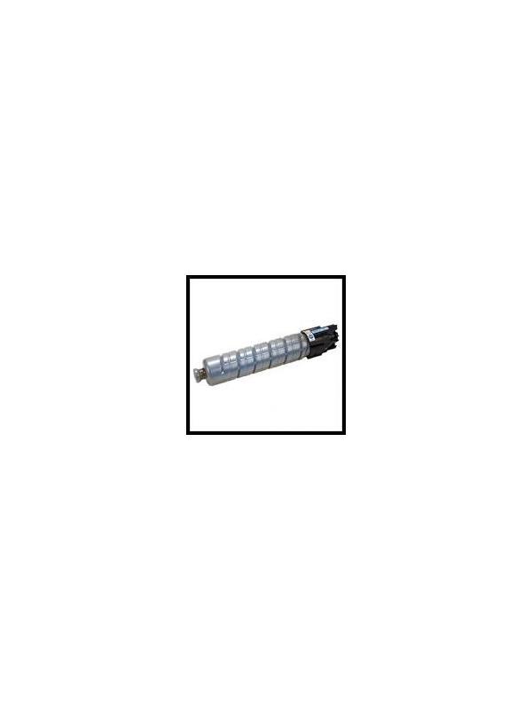RICOH AFICIO MP-C2003 / MP-C2011 / MP-C2503 CYAN - Cartucho Toner remanufacturado alta capacidad 9.500 páginas. Compatible con impresoras RICOH AFICIO MP-C2003 / MP-C2011 / MP-C2503 AZUL
