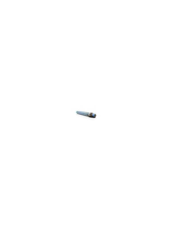 RICOH AFICIO MP-C305 / MP-C305SPF CYAN - Cartucho remanufacturado alta capacidad 4.000 páginas con una cobertura por página de 5%. Cartucho toner compatible con impresoras RICOH AFICIO MPC305 / MPC305SPF CYAN