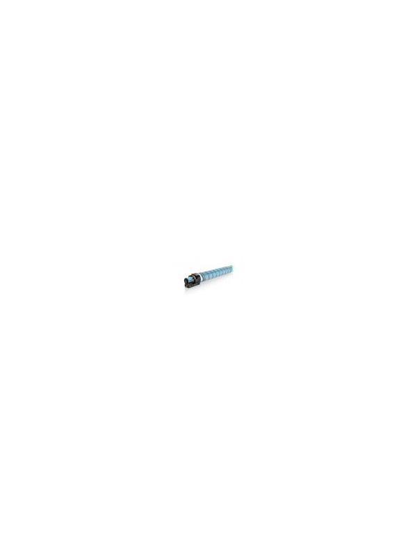 RICOH AFICIO MP-C4502 / MP-C5502 CYAN - Cartucho remanufacturado alta capacidad 22.500 páginas con una cobertura por página de 5%. Cartucho toner compatible con impresoras RICOH AFICIO MPC4502 / MPC5502 CYAN