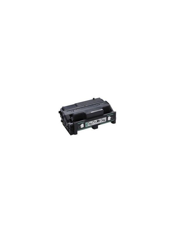 RICOH AFICIO SP5200 / SP5210 - Cartucho toner remanufacturado RICOH AFICIO SP5200 / SP5210 alta capacidad 25.000 páginas con una cobertura por página de 5%.
