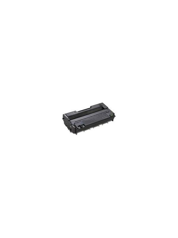 RICOH AFICIO SP3500 / SP3510 / 406990 - Cartucho remanufacturado alta capacidad 6.400 páginas con una cobertura por página de 5%. Cartucho toner reciclado - compatible para uso en impresoras  SP3500 SP3510 SP3500N SP3510DN SP3510SF SP3500SF