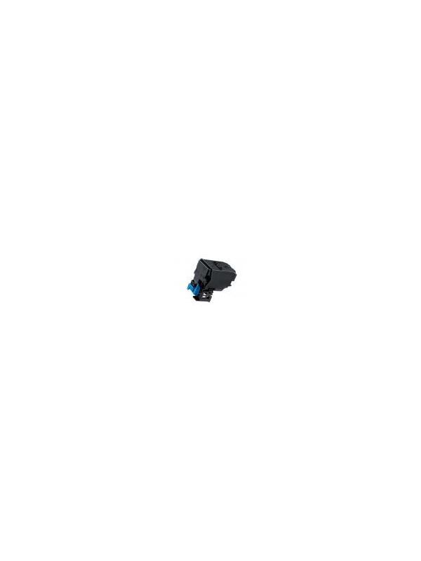 C13S050593  Epson Aculaser C3900 / CX37 BLACK - Cartucho remanufacturado alta capacidad 6.000 páginas con una cobertura por página de 5%. Cartucho toner compatible con impresoras C13S050593  Epson Aculaser C3900 / CX37 BLACK