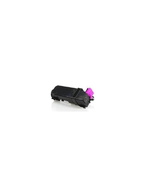 XEROX PHASER 6140 / 6140DN / 6140N MAGENTA - Cartucho reciclado - compatible alta capacidad 2.000 páginas con una cobertura por página de 5%. Cartucho toner compatible con XEROX PHASER 6140 / 6140DN / 6140N MAGENTA