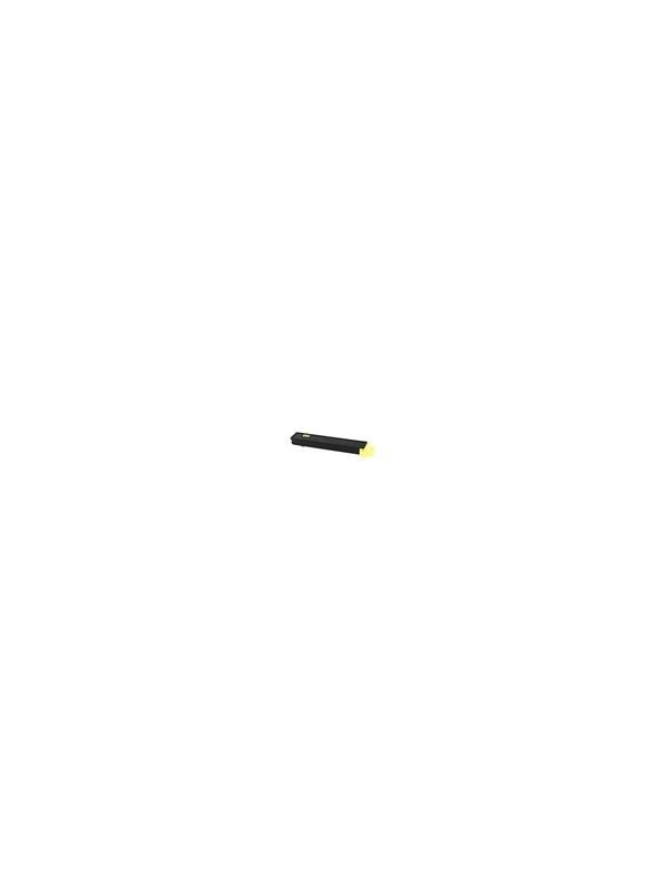 Kyocera TK-8315 TASKalfa 2550ci YELLOW - Kyocera TK8315Y . Cartucho reciclado - compatible alta capacidad 6.000 páginas con una cobertura por página de 5%. Cartucho compatible TASKalfa 2550ci YELLOW