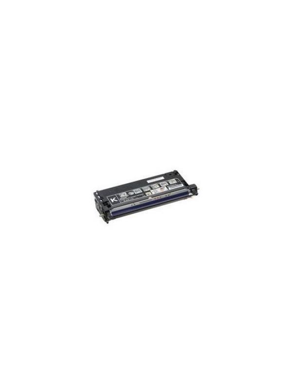 C13S051161 Epson aculaser c2800 BLACK - C13S051161 Cartucho remanufacturado alta capacidad 8.000 páginas con una cobertura por página de 5%. Cartucho toner compatible con impresoras Epson Aculaser C2800