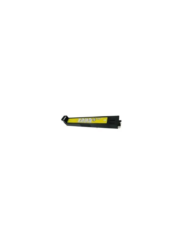 CF302A - LaserJet Enterprise Flow M880z - HP 827A YELLOW - CF302A. Cartucho Toner Compatible - Reciclado alta capacidad 31.500 páginas. Compatible con impresoras LaserJet Enterprise Flow M880z - HP 827A CF302A YELLOW