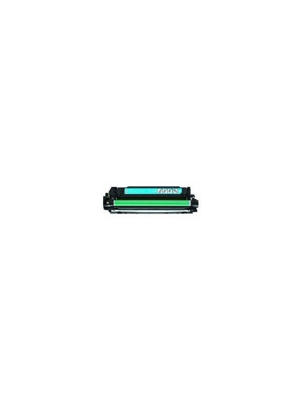 CE741A - HP CP5225 CYAN - CE741A. Cartucho Toner Compatible - Reciclado CE741A 7.300 páginas. Compatible con impresoras HP cp5225 cp5225n cp5225dn