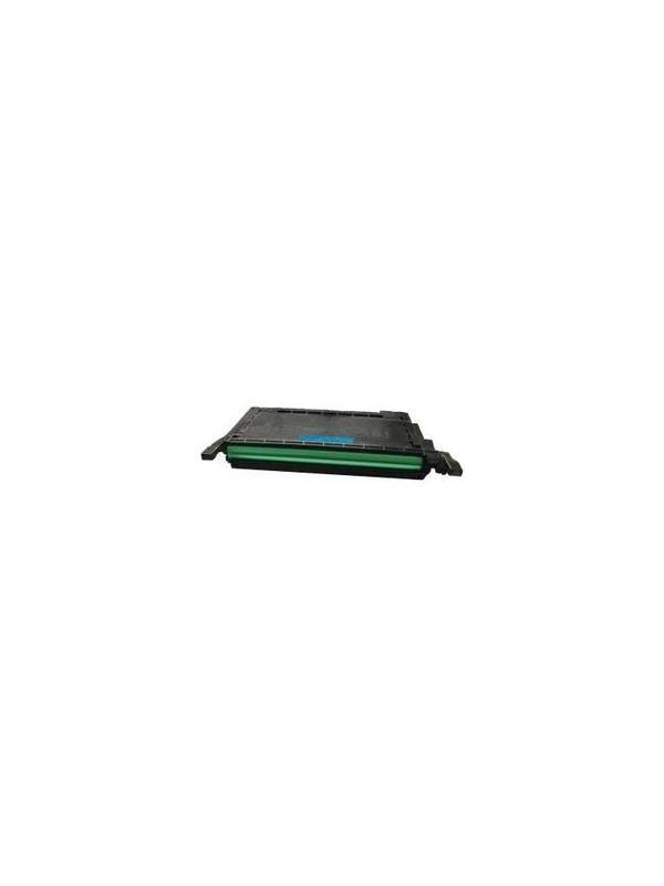 amsung CLP620ND CLP670ND CLP670N CLX6220FX CLX6250FX CYAN - Cartucho toner remanufacturado CYAN alta capacidad 4.000 páginas con una cobertura por página de 5%. amsung CLP620ND CLP670ND CLP670N CLX6220FX CLX6250FX CYAN