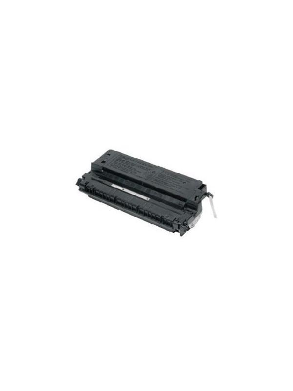 E30 FC220 / 230 / 330 / 770 / 270 / 288 / 290 / 298 / 920 / 950 - Cartucho toner remanufacturado Canon E30 alta capacidad 3.500 páginas con una cobertura por página de 5%.