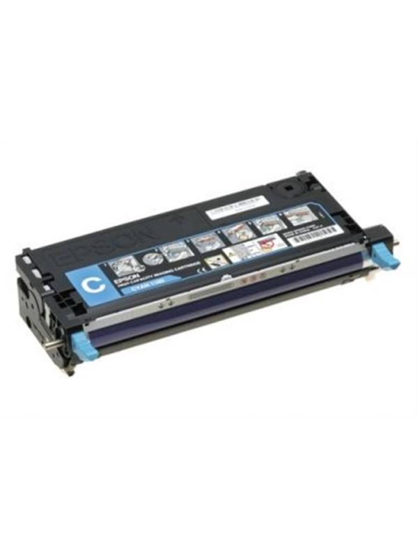 C13S051160 Epson aculaser c2800 CYAN - C13S051160 Cartucho remanufacturado alta capacidad 6.000 páginas con una cobertura por página de 5%. Cartucho toner compatible con impresoras Epson Aculaser C2800