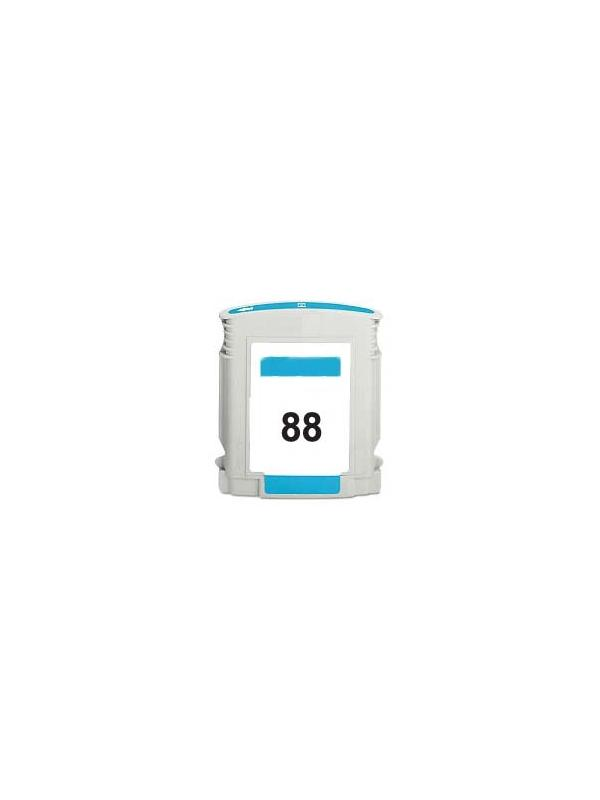 HP 88C XL (C9391A) remanufacturado - Cartucho tinta remanufacturado compatible con Hp OfficeJet Pro K550/ K550dtn/ K550dtwn/ 5300/ K5400/ K5400dn/ K5400tn/ K5400dtn/ K8600 Hp OfficeJet Pro K8600dn L7550 L7580 L7590 L7650 L7680 L7750 L7780