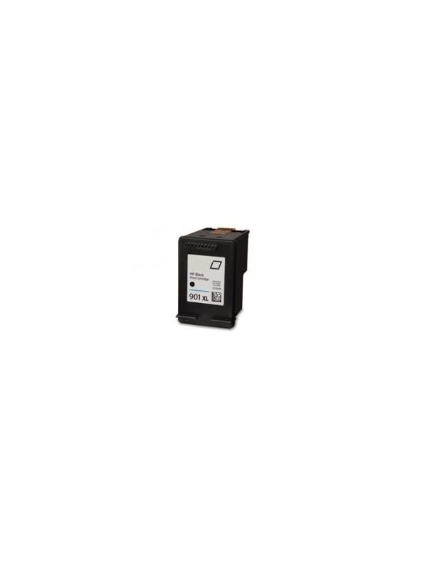 HP 901XL BK (CC654AE) remanufacturado
