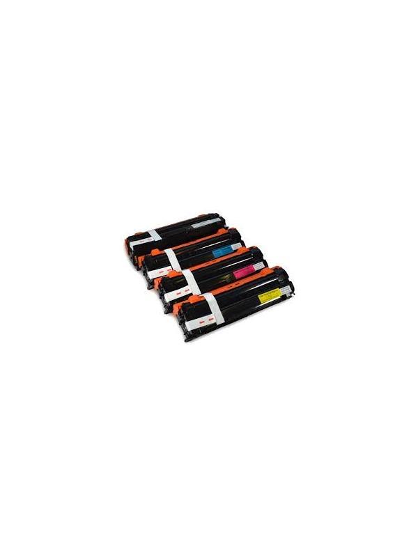 Samsung CLP506L/CLP680ND/CLP6260FD YELLOW - Cartucho toner remanufacturado compatible YELLOW alta capacidad 3.500 páginas con una cobertura por página de 5%. Samsung CLP506L/CLP680ND/CLP6260FD YELLOW