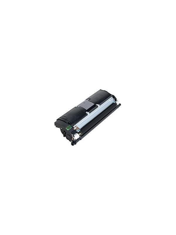 KONICA MINOLTA 2500 / 2530 / 2550 BLACK - Cartucho remanufacturado alta capacidad 4.500 páginas con una cobertura por página de 5%.