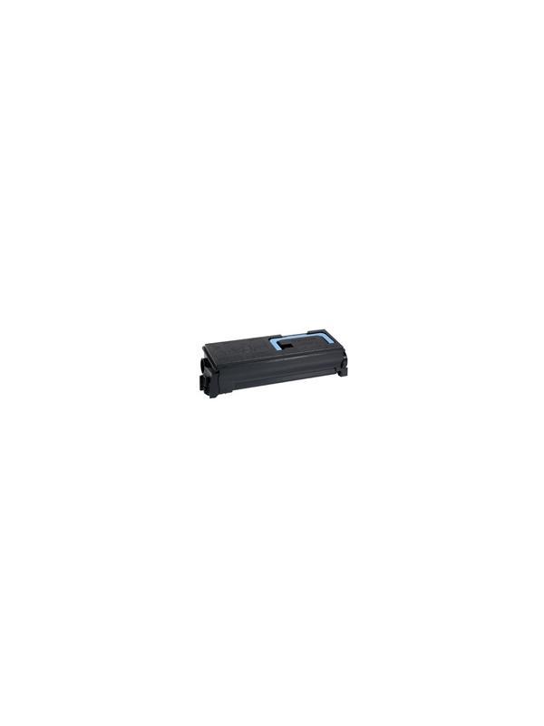 TK-550BK KYOCERA-MITA FS-C5200 DNF BLACK - Cartucho reciclado - compatible alta capacidad 7.000 páginas con una cobertura por página de 5%. Cartucho toner compatible con KYOCERA-MITA FS-C5200 DNF