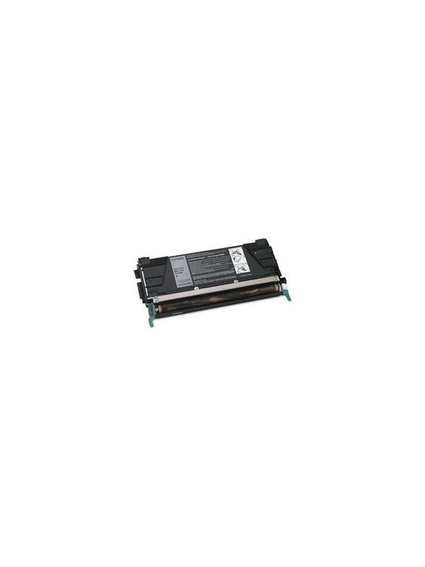 LEX-C5222KS - Lexmark C522N / 524 / 524N / 524DN / 524DTN / 524TN / 530DN / 532DN / 532N / 534 BLACK - Cartucho toner remanufacturado LEX-C5222KS  BLACK alta capacidad 4.000 páginas con una cobertura por página de 5%. Reciclado-compatible para impresoras LEX-C5220KS - Lexmark C522N / 524 / 524N / 524DN / 524DTN / 524TN / 530DN / 532DN / 532N / 534 BLACK