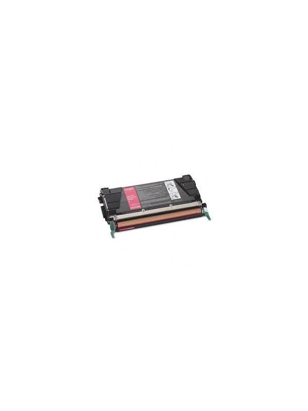 LEX-C5222MS - Lexmark C522N / 524 / 524N / 524DN / 524DTN / 524TN / 530DN / 532DN / 534 MAGENTA - Cartucho toner remanufacturado LEX-C5222MS  MAGENTA alta capacidad 3.000 páginas con una cobertura por página de 5%. Reciclado-compatible para impresoras LEX-C5220MS - Lexmark C522N / 524 / 524N / 524DN / 524DTN / 524TN / 530DN / 532DN / 532N / 534 MAGENTA