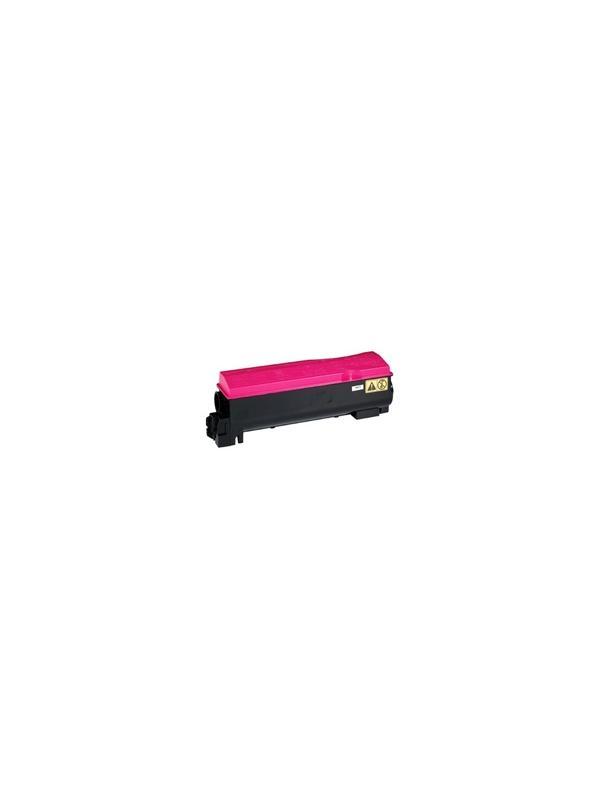 TK-540M KYOCERA-MITA FS C5400 DN MAGENTA - Cartucho reciclado - compatible alta capacidad 12.000 páginas con una cobertura por página de 5%.Cartucho compatible con KYOCERA-MITA FS C5400 DN