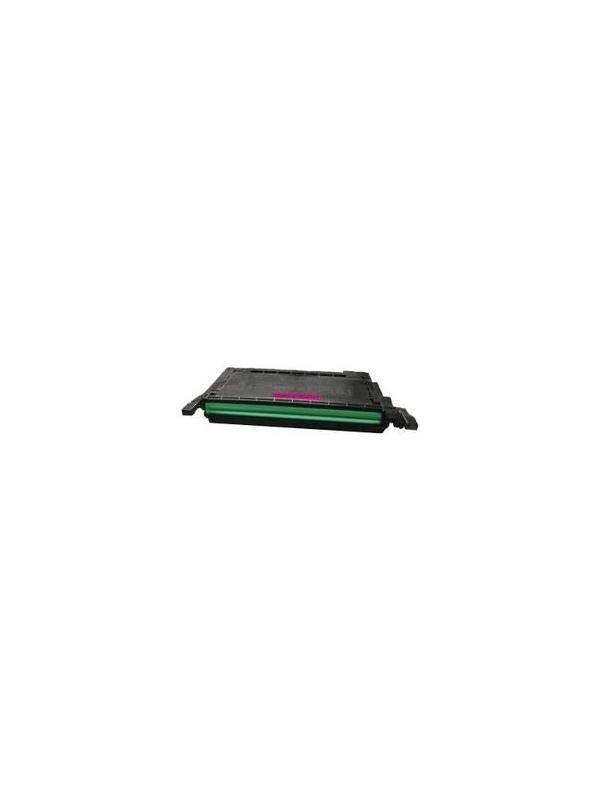 Samsung CLP620ND CLP670ND CLP670N CLX6220FX CLX6250FX MAGENTA - Cartucho toner remanufacturado MAGENTA alta capacidad 4.000 páginas con una cobertura por página de 5%. Samsung CLP620ND CLP670ND CLP670N CLX6220FX CLX6250FX MAGENTA