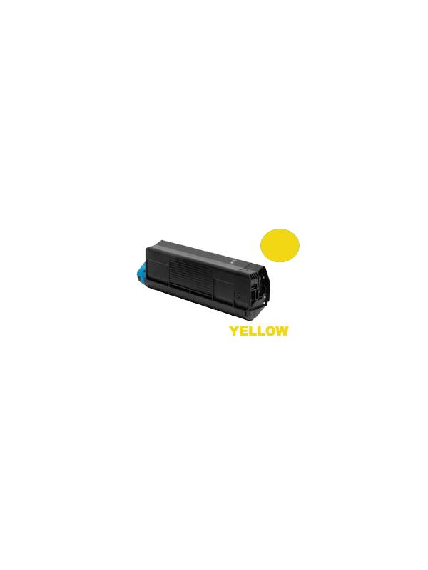 OLIVETTI D Color P12 / P160 / P160W YELLOW