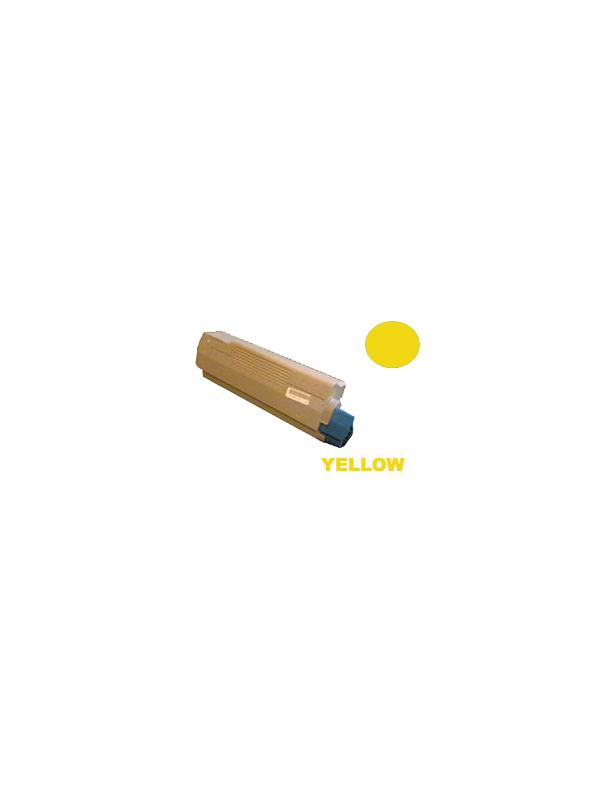 OKI c5600 c5700 YELLOW